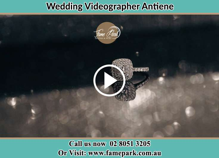 The wedding ring Antiene NSW 2333