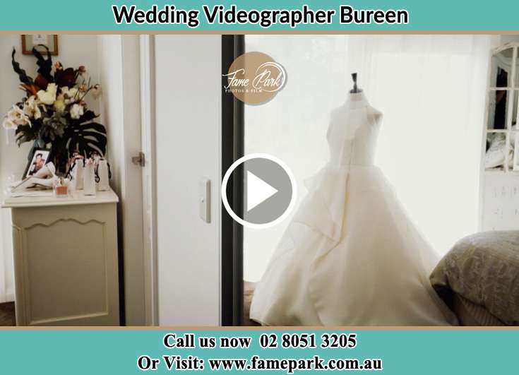 The wedding dress Bureen NSW 2328