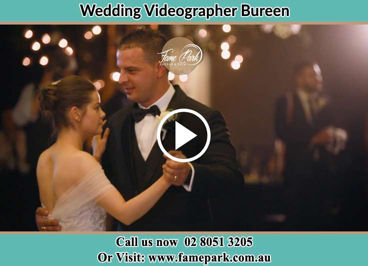 The new couple dancing on the dance floor Bureen NSW 2328