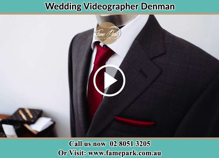 The Groom's wedding suit Denman NSW 2328