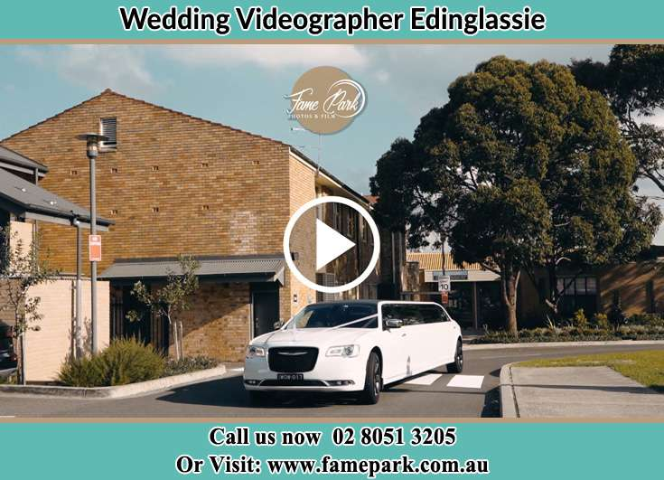 The wedding car Edinglassie NSW 2333