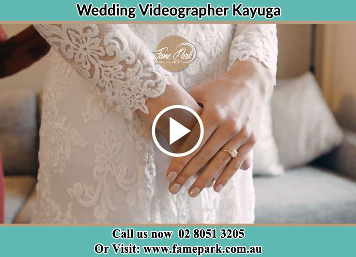 The wedding ring worn by the Bride Kayuga NSW 2333
