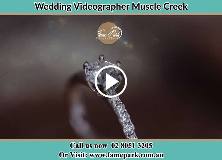 The wedding ring Muscle Creek NSW 2333