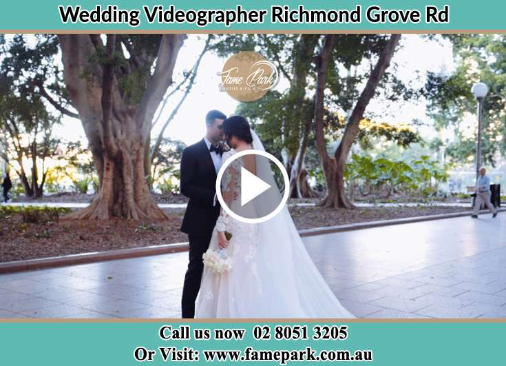 The new couple close to each other Richmond Grove Rd NSW 2333