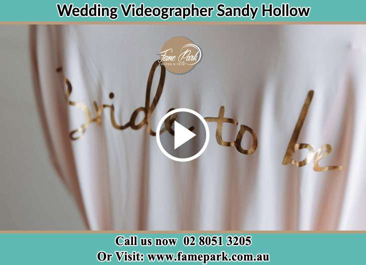 Bride to be sign Sandy Hollow NSW 2333